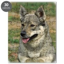 Swedish Vallhund 9J100D-11 Puzzle
