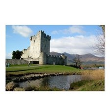 ross castle Postcards (Package of 8)