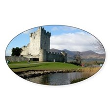 ross castle Decal
