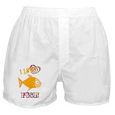 fish Boxer Shorts