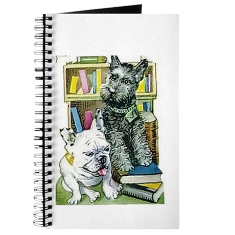 Dogs at the Library Journal