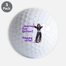 esther2 Golf Ball