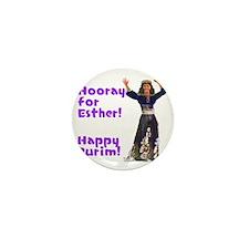 esther2 Mini Button