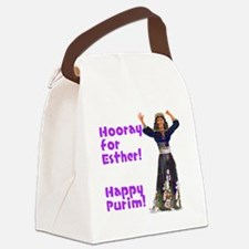 esther2 Canvas Lunch Bag