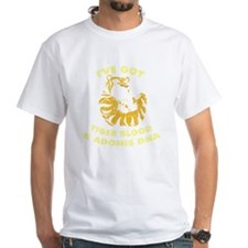 Tiger Blood- DESIGN DISTRESS Shirt
