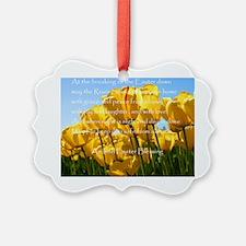 Irish Easter Blessing Ornament
