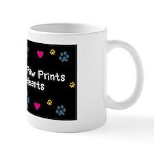 dogs-leave-paw-prints-long Mug
