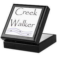 creekwalker1.gif Keepsake Box
