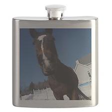 Evaire Headshot 3 Flask