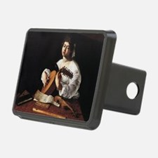 Lute Player Hitch Cover