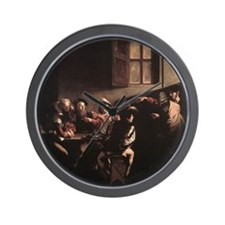 The Calling of Saint Matthew Wall Clock