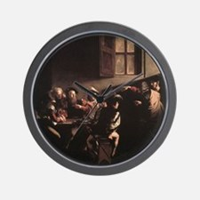 The Calling of Saint Matthew Wall Clock