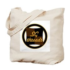 Threads custom Tote Bag