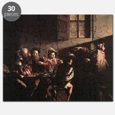 The Calling of Saint Matthew Puzzle