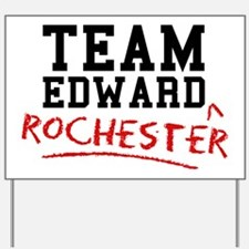 team-rochester_bl Yard Sign