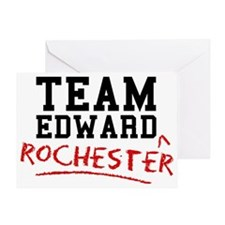 team-rochester_bl Greeting Card