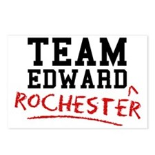 team-rochester_bl Postcards (Package of 8)