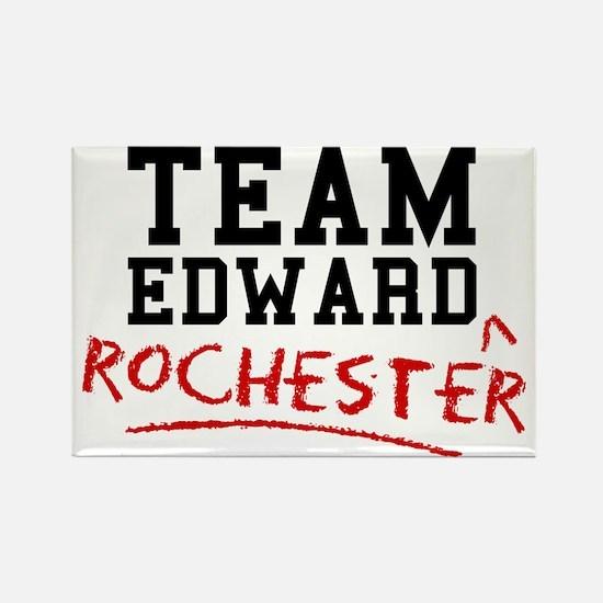 team-rochester_bl Rectangle Magnet