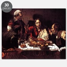 Supper at Emmaus Puzzle