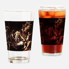 The Martyrdom of St Matthew Drinking Glass