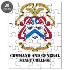 DUI-COMMAND AND GENERAL STAFF COLLEGE WITH  Puzzle