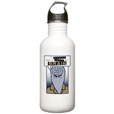 BLINKED BRAIN Water Bottle
