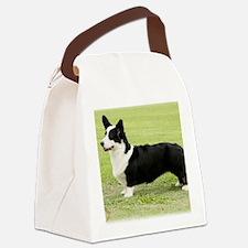 Welsh Corgi Cardigan 9Y501D-007 Canvas Lunch Bag