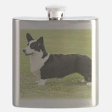 Welsh Corgi Cardigan 9Y501D-007 Flask