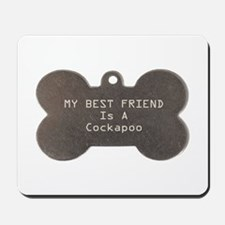 Friend Cockapoo Mousepad
