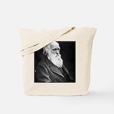 Darwin_mousematpng Tote Bag