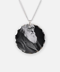 Darwin_mousematpng Necklace