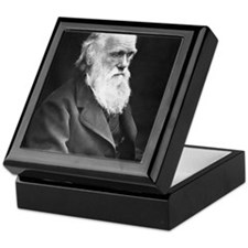 Darwin_mousematpng Keepsake Box