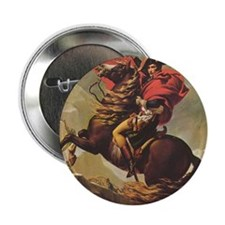 "Jacques-Louis_David_Napoleon_ipad_78 2.25"" Button"