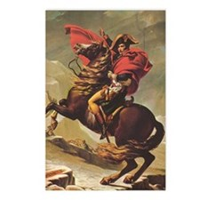 Jacques-Louis_David_Napol Postcards (Package of 8)