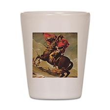 Jacques-Louis_David_Napoleon_ipad_78 Shot Glass