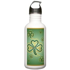 LargePoster Gold and G Water Bottle