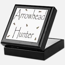arrowheadhunter.gif Keepsake Box