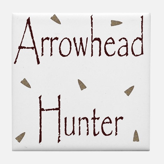 arrowheadhunter.gif Tile Coaster