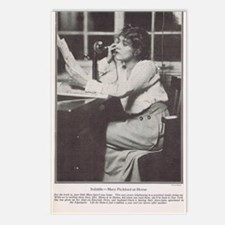 Mary Pickford 1916 Postcards (Package of 8)