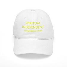 spiritual independent trans Baseball Cap
