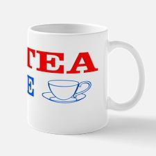 No Tea for Me Bumper sticker Mug