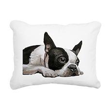 wornout Rectangular Canvas Pillow