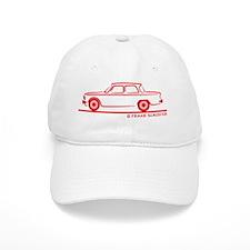 Guilia_red Baseball Cap