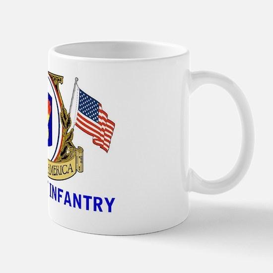 196th LIGHT INFANTRY Mug