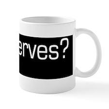 10gotreserves Mug