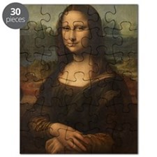 Mona_Lisa_8by12 Puzzle
