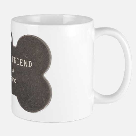 Friend Briard Mug