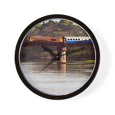 CAL12_10_Death_Railroad_102 Wall Clock