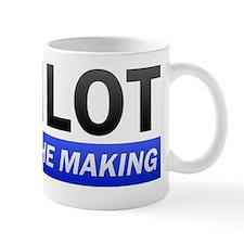 Pilot In The Making Mug