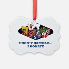 casinoclgdonate Ornament